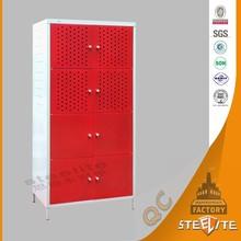 New Style Small Kitchen Design Kitchen Furniture Steel Kitchen Cupboard/Steel Locker