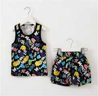 New fashion Children's Clothing Sets, children summer clothes pictures