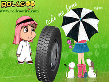 ROLLCOO tyre price, cheap tubeless tire, heavy duty TBR Tyre, wonderful tyre