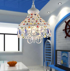 8years Factory metal iron chandelier lighting for Hotel Usage