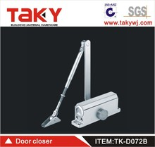 Tk-d072 duas molas carregado fecho de portas