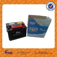 China wholesale price used auto batteries 58014 12v 75ah din standard mf maintenance free for starting bus