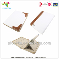 Image protective leather case for ipad