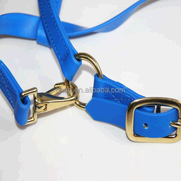 blue pvc horse halter02_