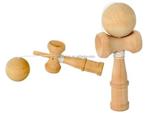 Classic educational wooden Kendama toy