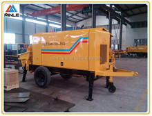 Good quality Hydraulic concrete pump best price in Africa