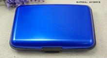 De alta calidad ccredit titular de la tarjeta caso/tarjeta de colorido caso/tarjeta en la cartera