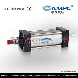 Piston cylinder SC100*250 ,SC200*400 Big bore and stroke air Cylinder ,Customzed Aluminum cylinder