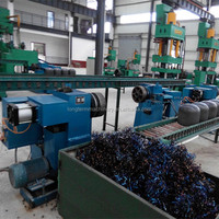 HLT14-01 complete LPG cylinder production line machinery
