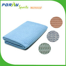 Dry quickly waffle weave dish yoga towel