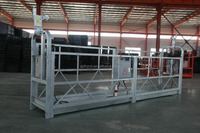 zlp series scaffoldings /electric elevator/gondola/construction working platform