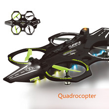 2.4G 4CH 6-Axis With Light Aircraft Carrier RC Quadcopter