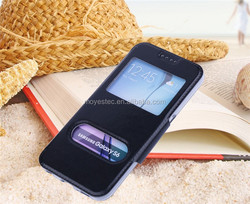 New Wallet Flip Leather Case Cover For Samsung S6 with Free Screen Protector
