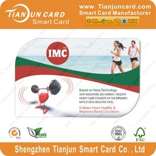 China Exclusive Producer Electric Power Saving Card/ OEM