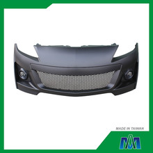AUTO BODY KIT FRONT BUMPER FOR MAZDA 3 2009~2014 PERFORMANCE TYPE