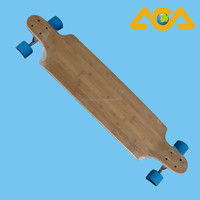 9 Layers Canadian Maple Cool Longboards, Skateboard for Sales