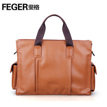 New Arrival Bulk Wholesale Fashion Men Handbag Business Laptop Bag PU Laptop Bag