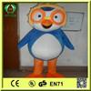 HI EN71 2015 newest design fashion crazy pororo mascot costume, mascots and costumes