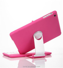 Aluminum Rotating Case Cover Bluetooth Keyboard For iPad Mini 1/2/3