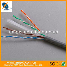 copper utp cat6.4pair lan cable (digital communication cable)