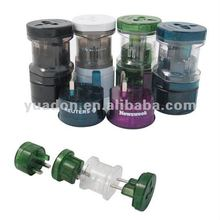 2012 hot travel gift /Global travel plugs/international travel adapters(all in one)