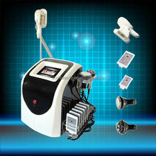 Multifunctional slimming machine,combine cavitation&rf&vacuum&lipolaser,fast and obvious result on body Shaping
