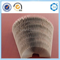 lightweight building material with paper honeycomb core used for furniture industry