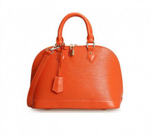 popular hot selling italian leather bag / tote shoulder bags for woman