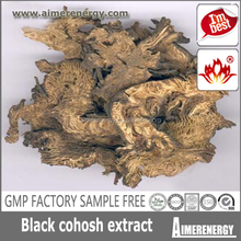 High Quality Black Cohosh Extract/Actein Cimicifugosideblack cohosh supplement health product