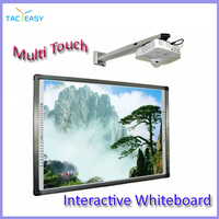 Smart active board/waterproof interactive whiteboard/whiteboard with roller