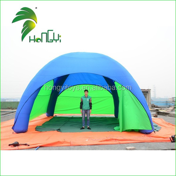 inflatable spider tent (8)