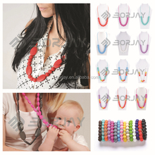 Food Grade Silicone Fashion Jewelry Made In China Wholesale For Baby Teething