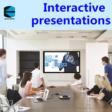 EKAA Touch Screen All in One PC, Professional electronic whiteboard, interactive whiteboard