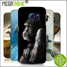 Low Price Custom Soft TPU GEL Phone Case for Samsung Galaxy S6 Edge S5 Note 4 3 Print cover