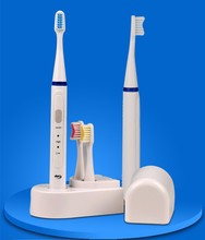 2015 oral hygiene sonic toothbrush with uv sanitizer