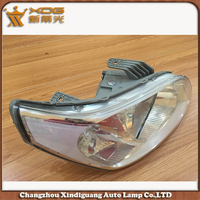 best quality low price car front headlight head lamp for lova 09