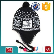 Professional Factory Supply originality easy knit hat patterns men knitted cap hat with workable price