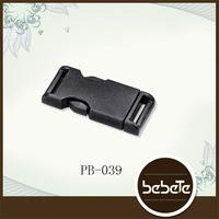 Wholesale Custom Made handbag accessories side release buckle