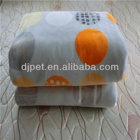 nice pattern good quality festival gift blanket