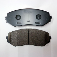 Auto Spare Parts Low Dust Brake Pad D537 for Japanese Car