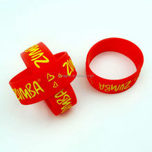 Reflective silicone pvc basketball lighted wristband