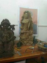 Clay sculpture processing characters, wax pieces processing characters, characters furnishing articles for processing (OEM)