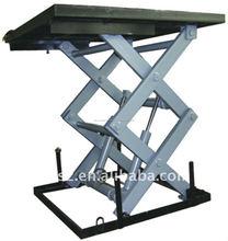 plataforma de elevación hidráulica
