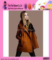 Woman Casual Coat Winter Coats Wholesale Cotton Coat Woman Jacket 2014 Clothing Factories In China Clothing
