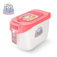 Catidea Plastic Insulated Food Container for Pet