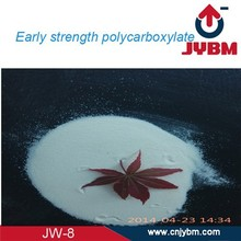 Polycarboxylate concrete admixture