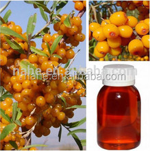 100% Natural Amber liquid sea buckthorn seeds oils for cardiovascular