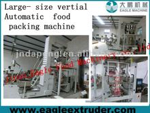 Snack food / frozen food packing machine