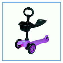 accept small order CE approved adjustable scooter