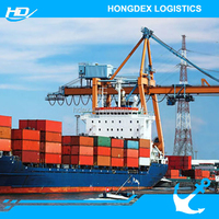 China Agent Sea Freight Logistics to Istanbul Turkey